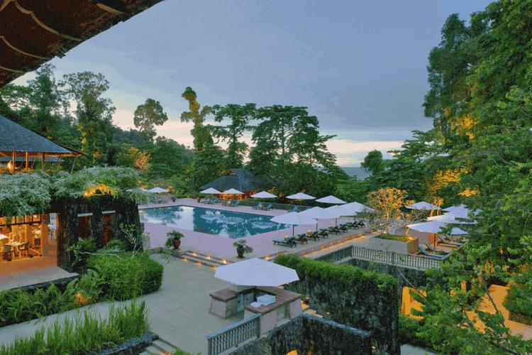 The Datai Langkawi Resort in Malaysia