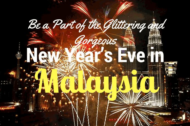 New Year's Eve in Malaysia