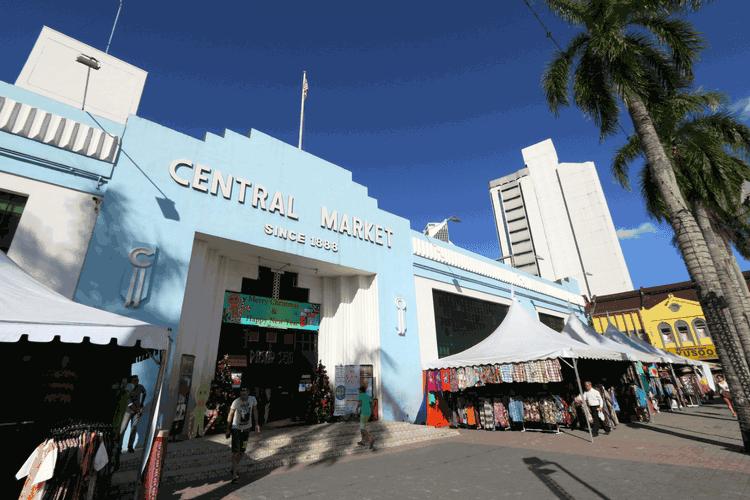 Central Market Chinatown, Kuala Lumpur