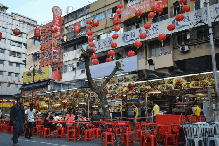 Jalan Alor Bukit Bintang